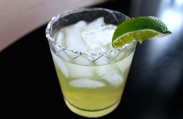 The Costco Margarita