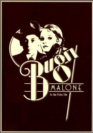 Bugsy Malone, 1976   Director Alan Parker Loved this movie!