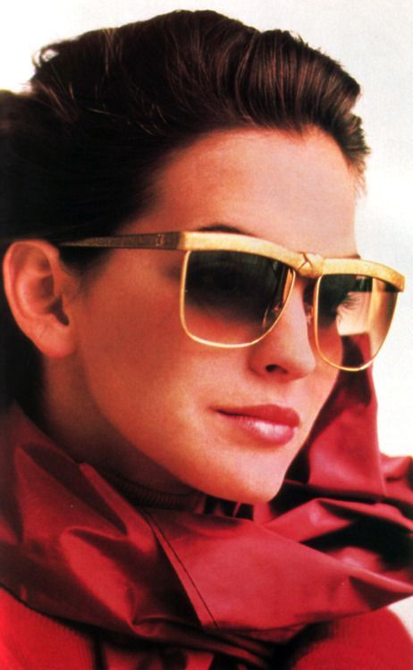 1000 Images About 80s 90s Supermodel Sunglasses On Pinterest