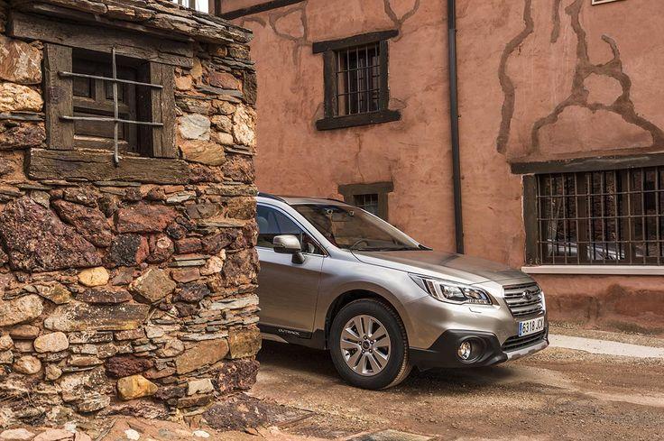 subaru outback 2015 outdoor | Contacto: Subaru Outback 2015