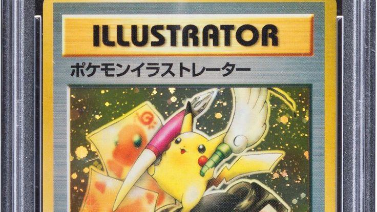 Seller expects $50K for rare Pokémon card  #Pokemon