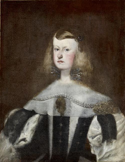 Mariana of Austris after Velázquez.