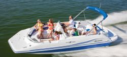 New 2013 - Hurricane Deck Boats - SS 202 I/O