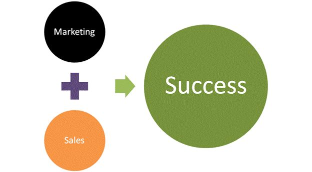 Align Sales + Marketing Efforts in Organization to Maximize Business Output
