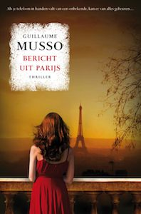 Dutch edition of CALL FROM AN ANGEL (L'appel de l'ange), by Guillaume Musso (A.W. Bruna, June 2013)