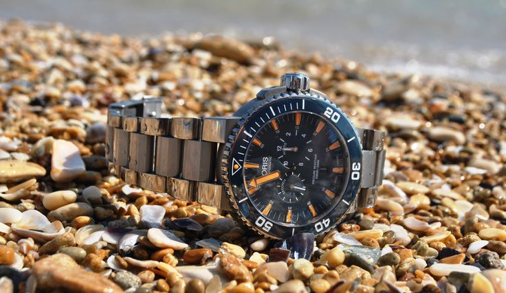 The Black Sea Coast-this summer!     Holiday, sun, sea, diving, fun, Oris precision all toghether: a perfect combination! - Cristian Niculescu-Mizil, Romania.