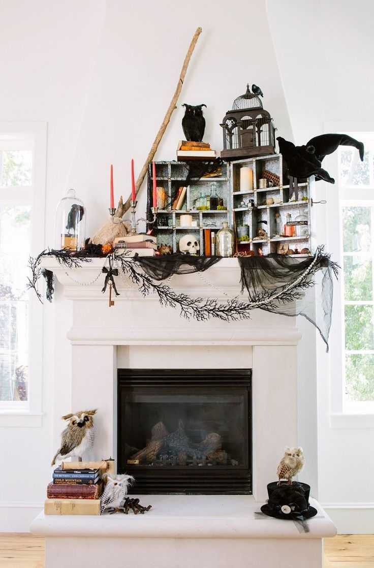 35 Absolutely Stunning Ways to Decorate Your Mantel for
