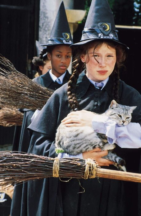 The Worst Witch..... ahhh! I used to watch this all the time when I was younger!! Flashbackk!!