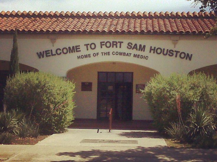 Fort Sam Houston is located in San Antonio Texas. Built