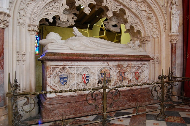Tomb of Katherine Parr, Henry VIII's 6th Wife