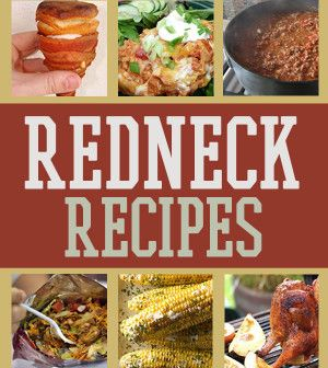 REDNECK RECIPES | Best Recipes for Camping and Food Ideas for Preparedness | Cool Cooking Tips for Survival and Prepping #survivallife | survivallife.com