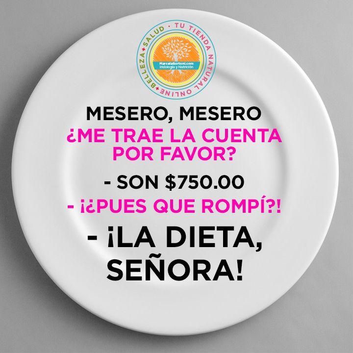 La dieta !!