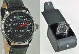 MPH Speedometer bei 9 vor 11 - Tachometer Armbanduhren von 9vor11