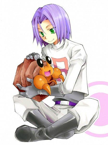 Tags: Anime, Pokémon, Kojirou (Pokémon), Team Rocket, Crustle