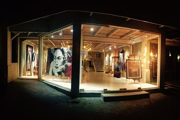 Nyaman Group Indonesia - Nyaman Art Gallery is now open