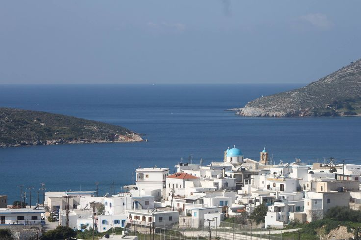 Project Seagrass work with the Lipsi Fishermen's Association and the municipality of Lipsi, Dodecanese, Greece.