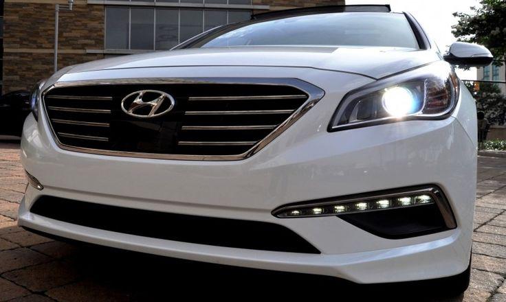 MEGA Road Test Review - 2015 Hyundai Sonata