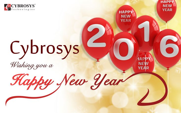 Cybrosys Technologies wish all our clients, partners and dealers, blog readers and their families a prosperous New Year 2016.