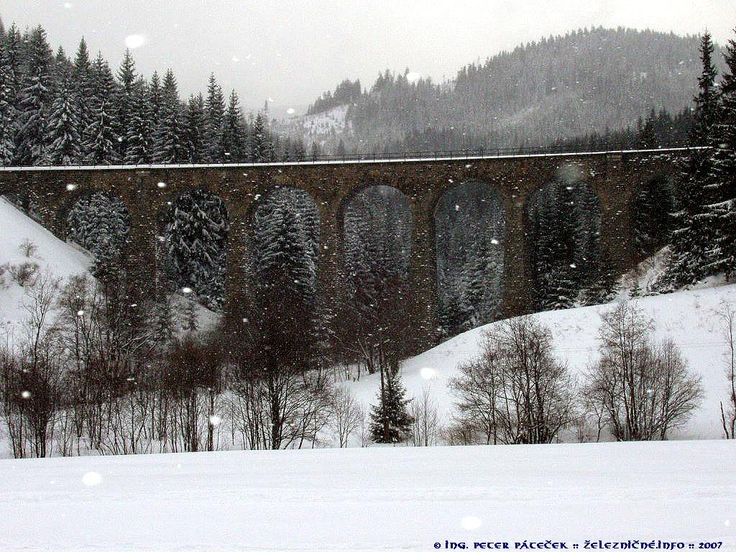 viadukt Chmaroška
