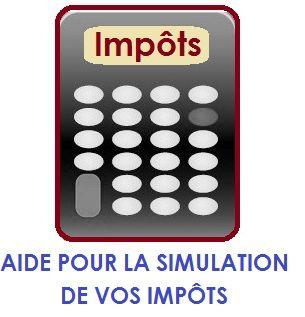 Faites une Simulation Impots sur : impots.gouv.fr