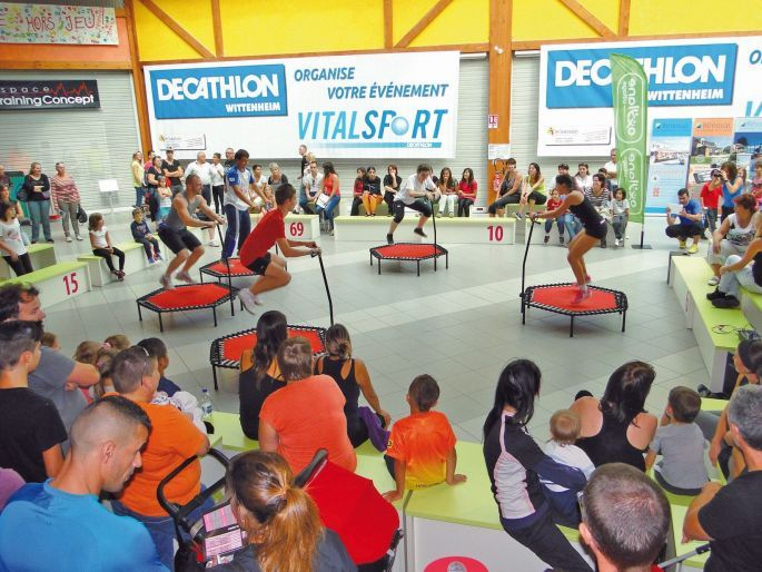 Vitalsport Decathlon Wittenheim 2021 Dates Horaires Associations Sportives Decathlon Agenda Sport Sport