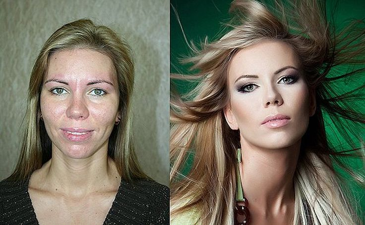 Makeup Transformations That are Going to Blow You Away