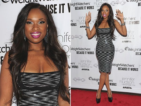 Jennifer Hudson Stomach Images & Pictures - Becuo