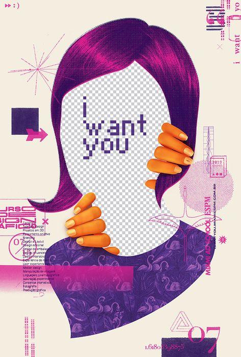 A Miami Ad School/ESPM quer você pra ser a próxima referência do Design Gráfico