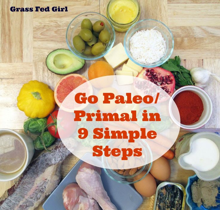 Are you planning to get started with paleo but don't know how to start? Don't be overwhelmed by all of the information. Read easy steps to paleo diet here.