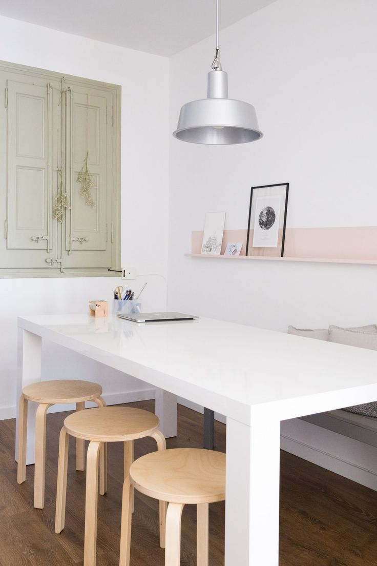 Minimal, Modern Dining Room Layers | This Modern Dining Room Is An Example  Of How