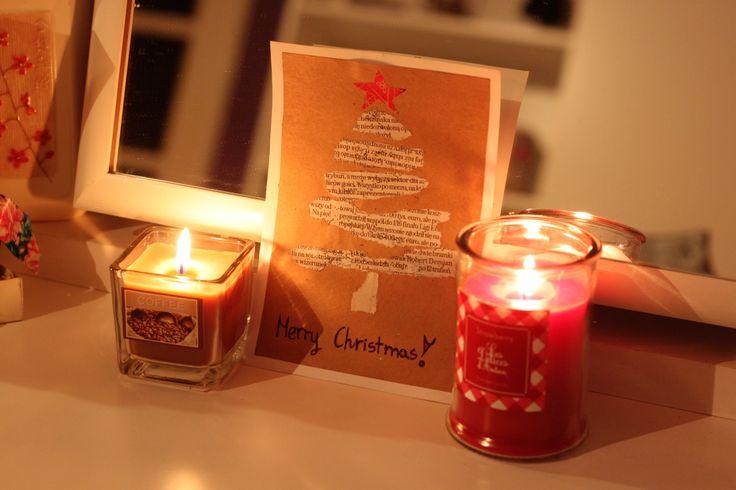 Christmas card - Postcrossing