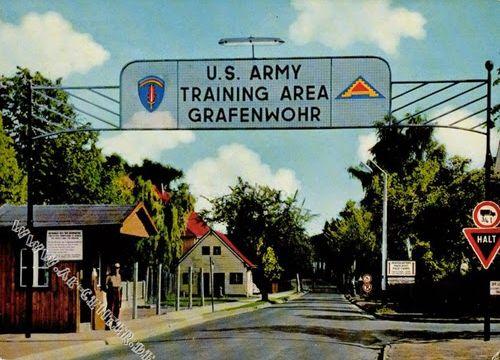 Ufo-Sichtung in Grafenwöhr, Deutschland, mehrere Soldaten betroffen.