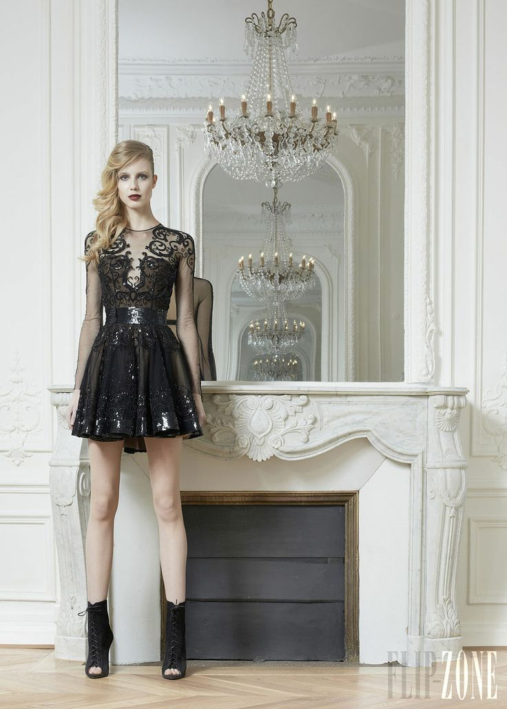 Zuhair Murad Ready To Wear Pre Fall 2013 2014