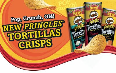 Are You Ready for Pringles Tortillas?