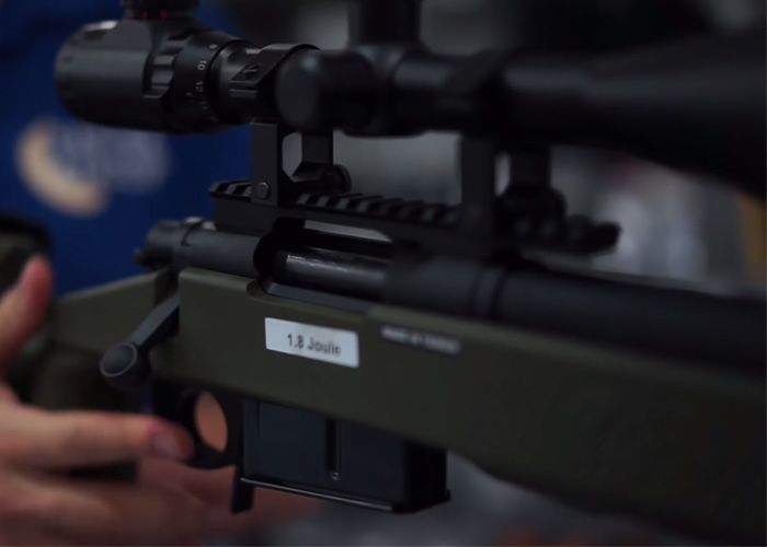 ASG/VFC M40A5 Sniper Rifle Review