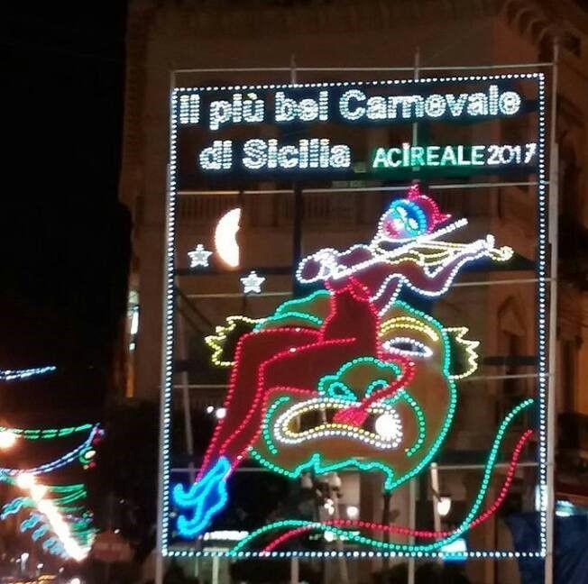 Carnevale ad Acireale ( 2017 )