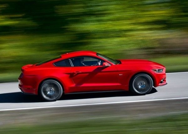 2015 Ford Mustang GT Reds Wallpaper 600x429 2015 Ford Mustang GT Complete Reviews