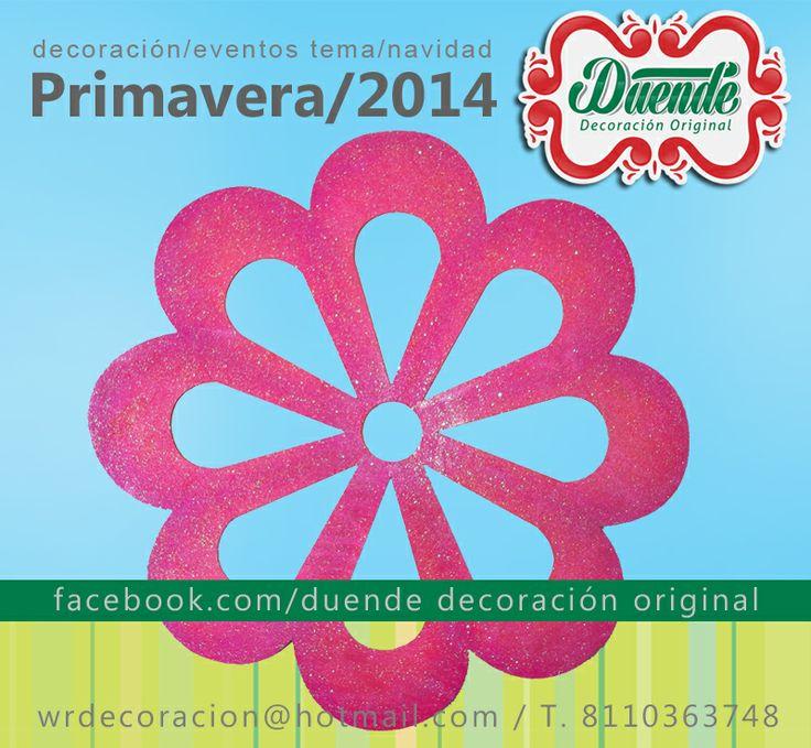 decoración primavera, ornament, spring, decor