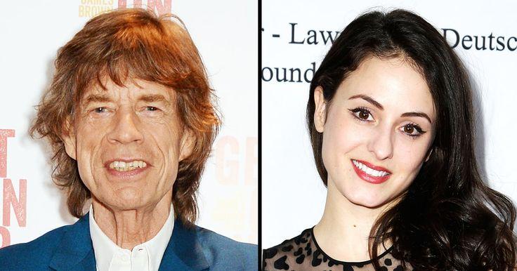 Mick Jagger's Girlfriend Melanie Hamrick Shares Sweet First Photo of Son Deveraux