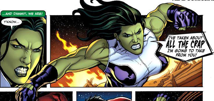 She-Hulk  Hulk (2008) #9
