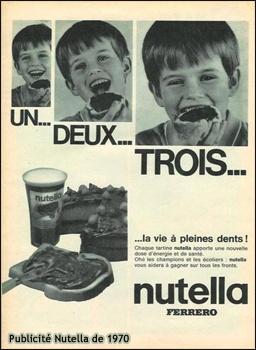 Nutella,1966