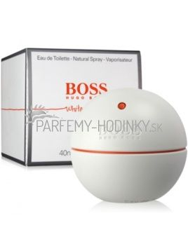 Hugo Boss - Boss In Motion White edition for men (Toaletná voda) edt 40ml
