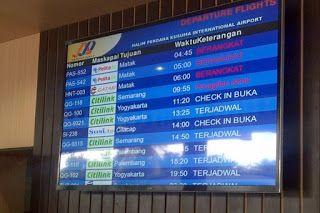 Jadwal Penerbangan Bandara Halim Perdanakusuma | Mbah Online