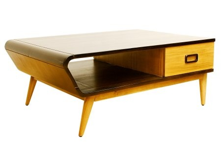 WIRELESS ANGULAR RETRO COFFEE TABLE...