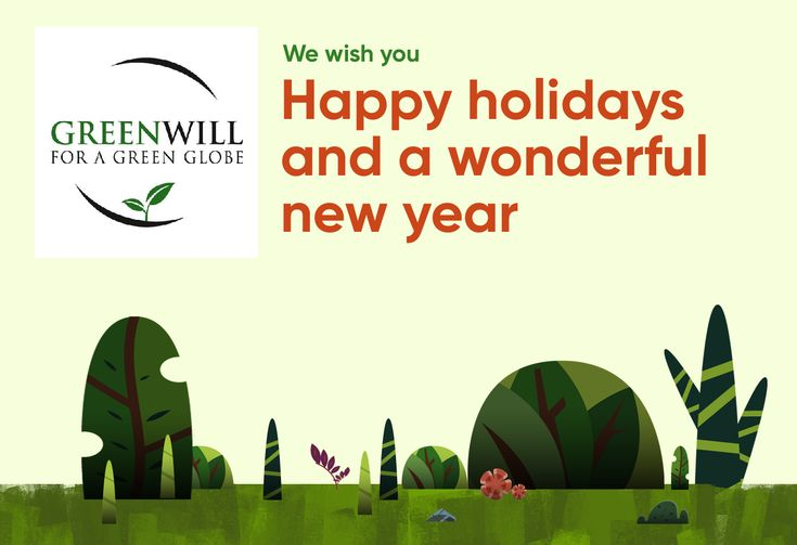 May each day of the New Year bring you luck, joy, happiness and prosperity. Wishing you and your family a happy New Year.  Have you had any Green Resolutions for this year on your own?