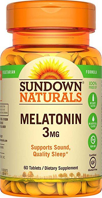 ★★★ 🅽🅴🆆 ★★★ Sundown Naturals Melatonin 60 tablets on Sale for $2.15 Shipped:  Clip a $1.00 off coupon on Amazon to score this HOT deal.…