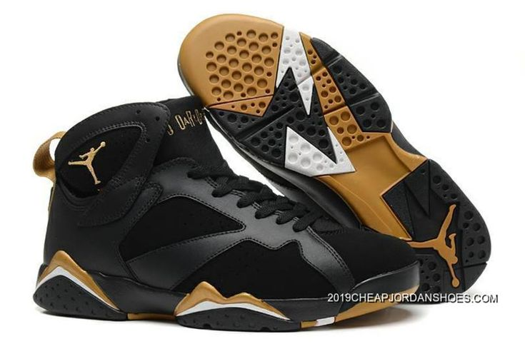 """http://www.2019cheapjordanshoes.com/2019-new-style-new-air-jordan-7-gmp-golden-moments-pack.html 2019 NEW STYLE NEW AIR JORDAN 7 """"GMP"""" GOLDEN MOMENTS PACK : 79.14€"""
