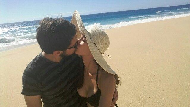 La playa del amor en los cabos www.TangoJuntos.com