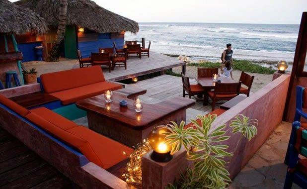 """""""La Otra Cosa"""" a beutiful restaurant located at Cabarete"""