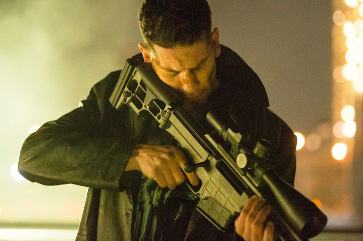 Is This Our First Look at Marvel's 'The Punisher' Cast Poster?